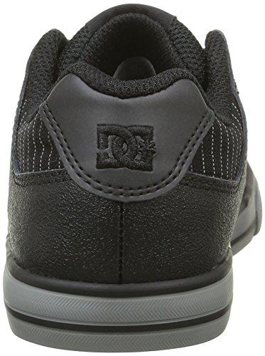 DC APPAREL Pure Se, Sneakers Basses Garçon Noir (Kbk)