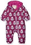 Hatley Baby-Mädchen Schneeanzug Mini Winter Bundlers, Pink (Cozy Penguin 650), 92