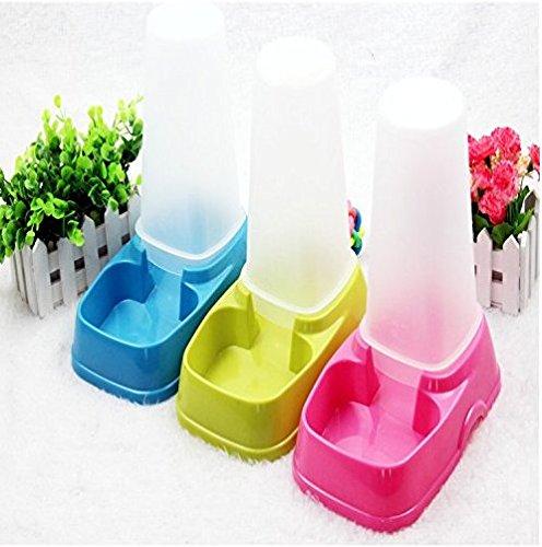 Xinghengchen Automatic Pet Dog Cat Water Dispenser Dish Bowl Feeder Random Color 4