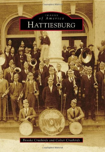Hattiesburg (Images of America)
