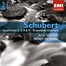 Schubert: Symphonies 5, 6, 8 & 9 - Rosamunde Overture