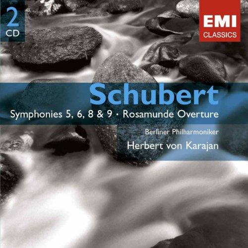 SCHUBERT - Symphonies 5, 6, 8, 9 - Rosamunde Overture