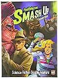 Alderac Entertainment ALD05504 - Smash Up, Brettspiel, Science Fiction Double Feature