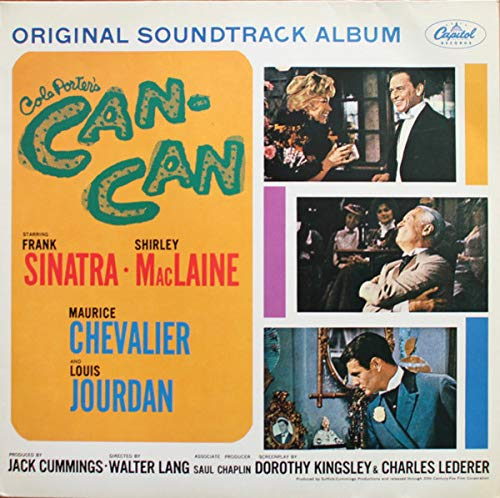 Cole Porter\'s Can-Can: Original Soundtrack Album [Vinyl LP]