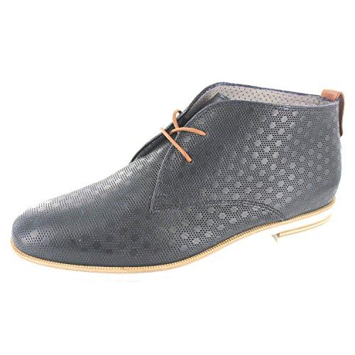 MARIPE 20607 Damen Stiefel Blau