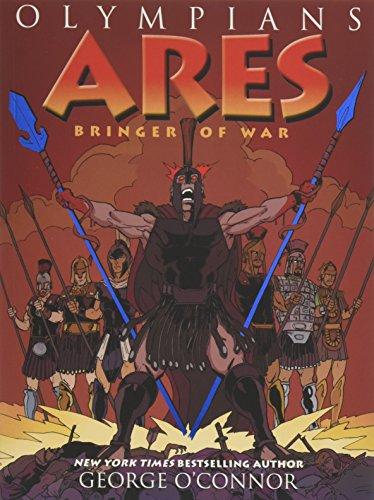 Ares (Olympians) (Olympians (Paperback)) por George O'Connor