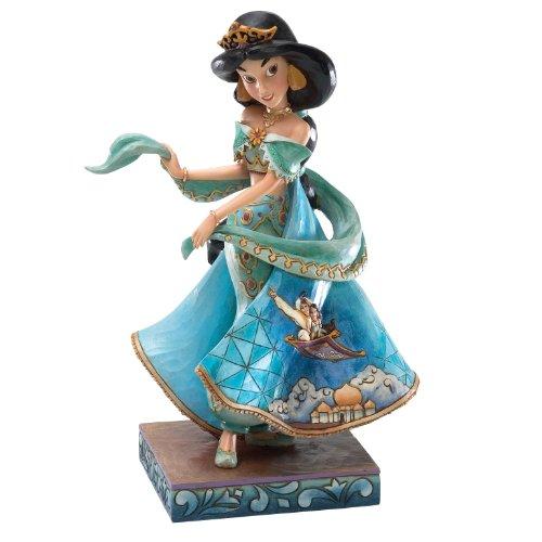Disney Traditions Figur Jasmin Strahlend und Schimmernd