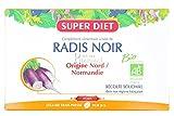 SuperDiet Radis Noir Bio Allié du Foie 20 ampoules de 15ml soit 300ml