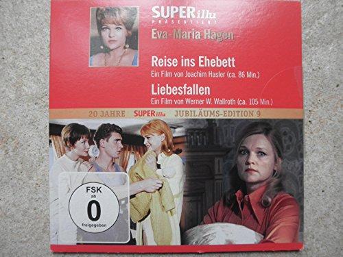 SUPERillu präsentiert Eva-Maria Hagen: Reise ins Ehebett / Liebesfallen