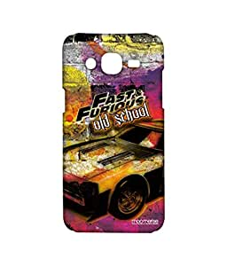 Licensed Fast & Furious Cars Premium Printed Back cover Case for Samsung On7