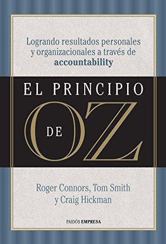 El principio de Oz por Roger Connors