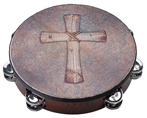 remo-ta-3010-81-sd049-gospel-church-tambourine-crosswind-sand