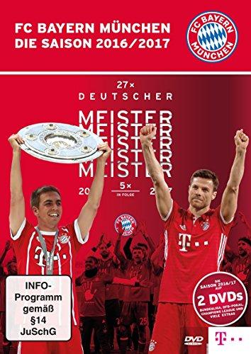 Bild von FC Bayern München - Die Saison 2016/2017 [2 DVDs]