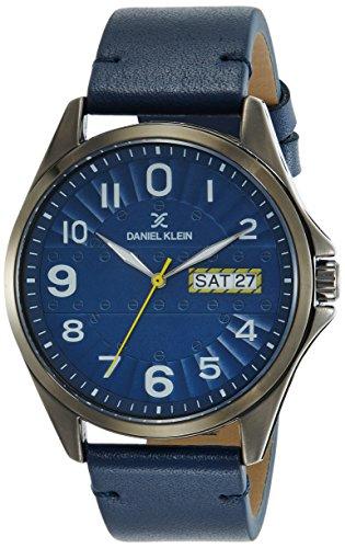 Daniel Klein Premium-Gents Analog Blue Dial Men's Watch - DK11647-2
