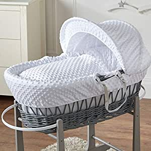 white-dimple-grey-wicker-moses-basket