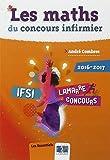 Les maths du concours infirmier 2016-2017...
