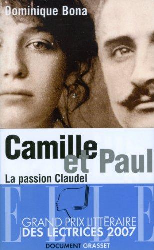 Camille et Paul (Littérature Française) par Dominique Bona