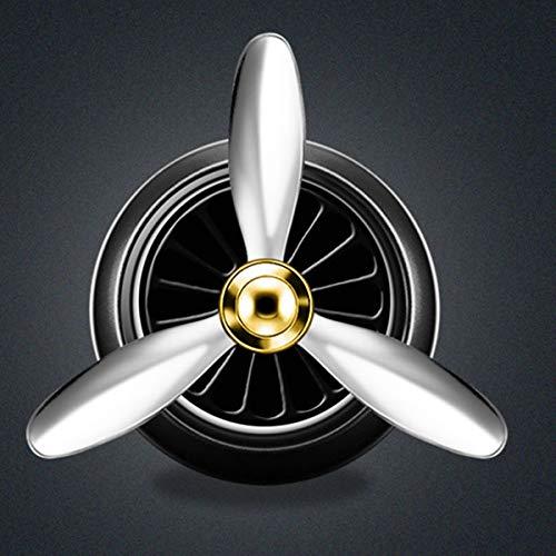 POCKETMAN Mini Car Deodorante per Auto Profumi Diffusore 6 Propeller Aroma Profumo Diffusore Automobiles Decorazione Sfiati Outlet Fragrance Clip Air Fresh