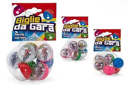 Globo Toys 336673,7cm Sommer Farbe Ball (8-teilig) - Nerf Hubschrauber