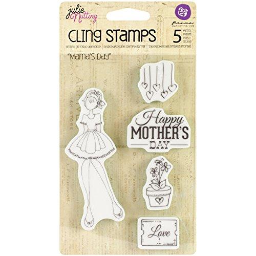 prima-marketing-julie-nutting-de-espuma-recuerdos-cling-goma-stamps-mama-del-dia