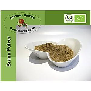 Bio Brahmi Pulver von Schmütz-Naturkost, Bio Superfood