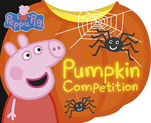 Peppa Pig: Pumpkin Competition (Uk Halloween-party In London)