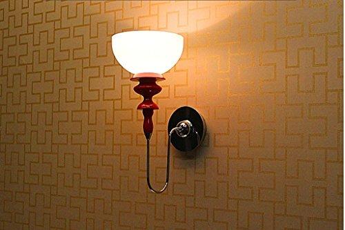 Résine Minimaliste moderne Lampe Salon Chambre Lampe de chevet Escalier Aisle Lampe Hôtel Résine Lampes Ingénierie