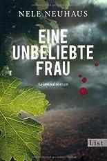 Eine unbeliebte Frau: Der erste Fall für Bodenstein und Kirchhoff (Ein Bodenstein-Kirchhoff-Krimi, Band 1) hier kaufen