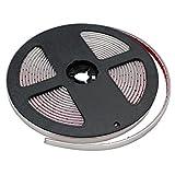 Chrom Zierleiste 8mm x 5m ; Auto Chromleiste Universal Selbstklebend Flexibel