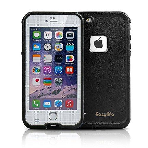 Cover Custodia Iphone 8 Waterproof Impermeabile - Antiurto Anti-sporco Anti-neve ,Bianco
