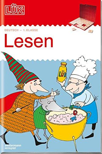 LÜK / Deutsch: LÜK: Lesen 1. Klasse: Motivierende Leseaufgaben