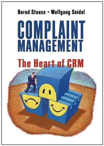 Complaint Management: The Heart of CRM