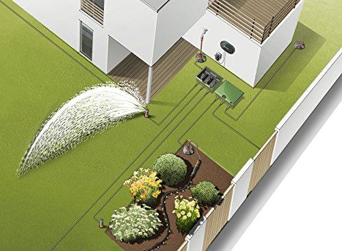 GARDENA smart Irrigation Control: Bewässerungssteuerung für bis zu 6 Ventile (24 V), individuell programmierbare Bewässerungsdauer pro Ventil, steuerbar über Smartphone (19032-20) - 7