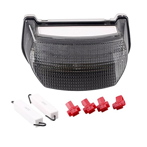ce000c0798c7e GZYF integrated LED Taillight Turn Signals Fit ZX-7R 1996 1997 1998 1999  2000 2001 & ZX-7RR 1996 1997 & GPZ 1100 1995 1996 1997