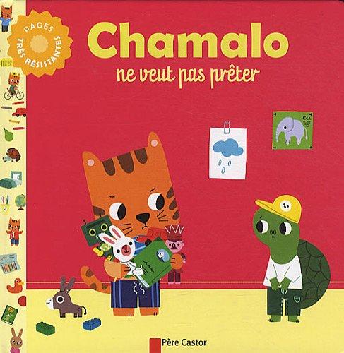 Chamalo ne veut pas prêter