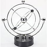 Celestial Orbit Permanent Instrument Creative Physique Métal Pendule Ménage Décoration de bureau...