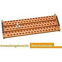 WoodStock Tribüne 105-v für 105 Stk. 10ml Fläschen // Sortiersystem für Homöopathie, Essenzen, Öle, etc. preisvergleich bei billige-tabletten.eu