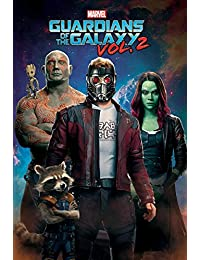 Guardians Of The Galaxy Vol. 2 Characters In Space Maxi Poster 61 x 91,5 cm