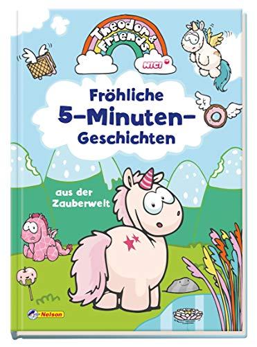 Theodor and Friends: Fröhliche 5-Minuten-Geschichten aus der Zauberwelt: Theodor and Friends - Einhorn-Freunde!