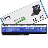 FSKE PA3817U-1BRS PABAS228 PA3817U-1BAS PA3819U-1BRS Akku für Toshiba Satellite L750 L750D C660 C660D L670 L670D L755 L755D L650 L650D C670 C670D C650D Notebook Battery, 10.8V 4400mah 6-Zellen