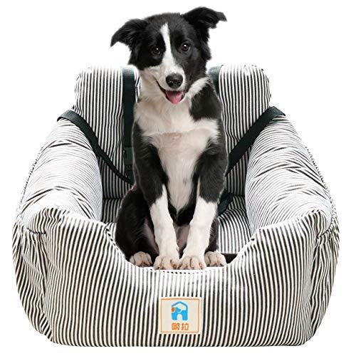 FRISTONE Freistone Autositz für Hunde, wasserfest, mit… | 08431228466880
