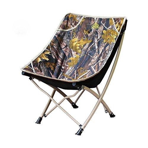 Hocker 1 stück Leichte Tragbare Stuhl Außen MHYC006 Klapp Backpacking Camping Stühle Für Sport...