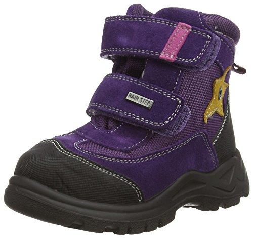 Naturino NATURINO POLAR,, Pantofole primi passi bambina, Viola (Violett (Violet)), 27