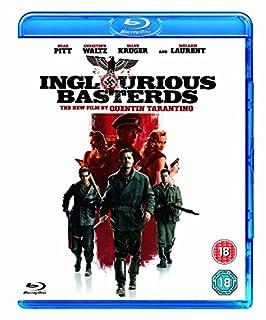 Inglourious Basterds [Blu-ray] [2009] [Region Free] (B002MZZMRM) | Amazon price tracker / tracking, Amazon price history charts, Amazon price watches, Amazon price drop alerts