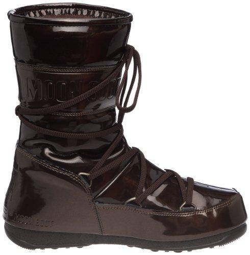Tecnica Moon Boot W.E. Puddle Jumper Mid 24000800011 Damen Fashion Stiefel Braun (Marrone)