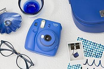 Fujifilm Instax Mini 9 Kamera Cobalt Blau 14