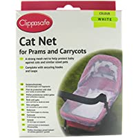 Clippasafe Pram & Carrycot Cat Net - ukpricecomparsion.eu