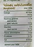 Good Goût - BIO - Courges Butternut Sauté d'Agneau dès 6 Mois 190 g - Lot de 4