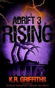 Adrift 3: Rising (Adrift Series) (English Edition) di [Griffiths, K.R.]