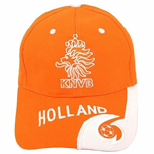 WEI WM-Fans Cap Cap Sun Hat Baseball Cap,Niederlande,Einheitsgröße